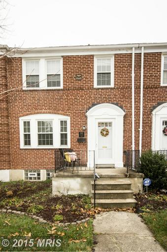202 Gaywood Road, Baltimore, MD 21212