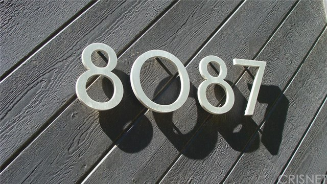 8087 Willow Glen Road, Los Angeles, CA 90046
