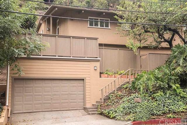 1803 North Beverly Glen Boulevard, Los Angeles, CA 90077
