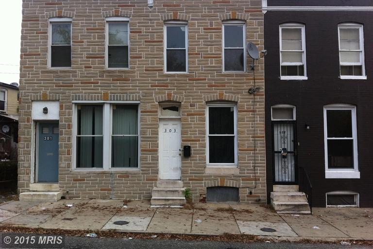 303 Franklintown Road, Baltimore, MD 21223