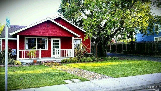 588 Curtin Lane, Sonoma, CA 95476