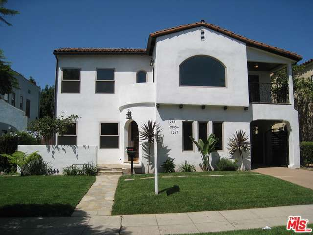 1265 S Cloverdale Ave, Los Angeles, CA 90019
