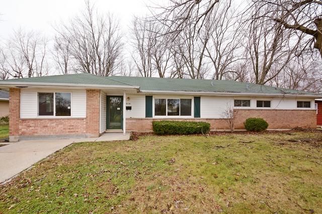 314 Wayne Street, Park Forest, IL 60466