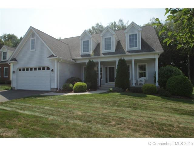 14  Nutmeg Dr #14, Somers, CT 06071