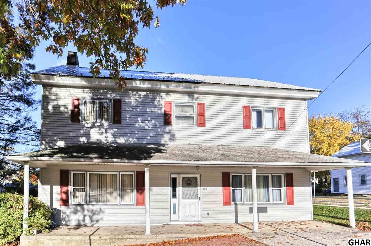 304 Schuylkill Street, Dauphin, PA 17018