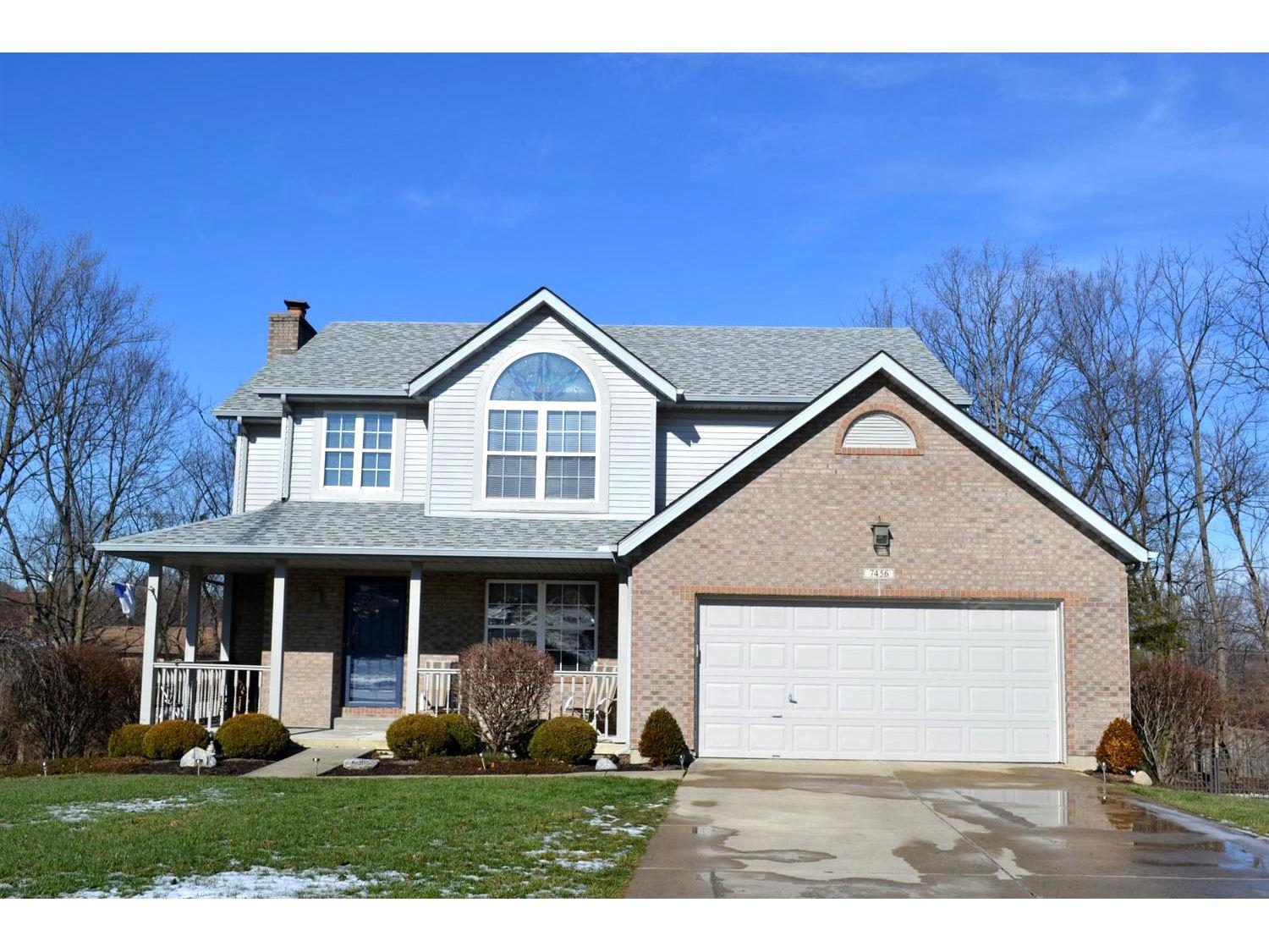 7456 Polo Springs Court, Fairfield, OH 45014