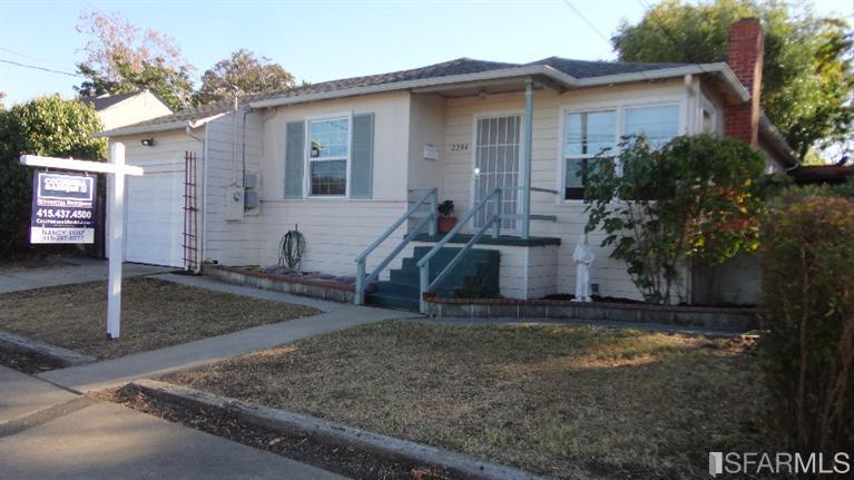 2284 Acacia Drive, Concord, CA 94520