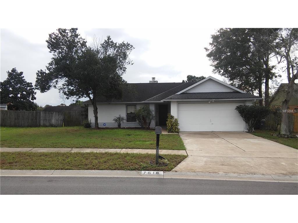 7618 Colebrook  Dr, Orlando, FL 32818