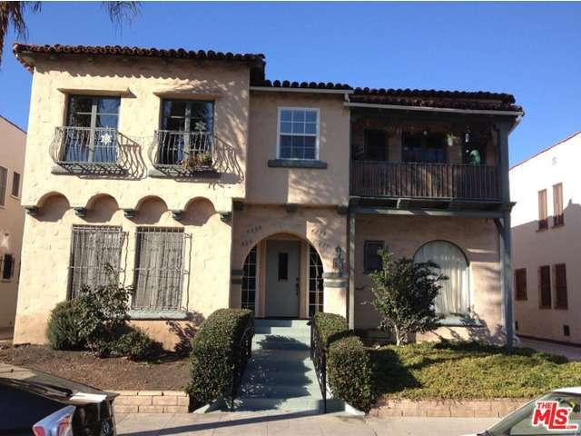425 N Gardner St, Los Angeles, CA 90036