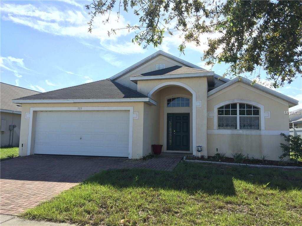 513 Winthrop  Pl, Haines City, FL 33844