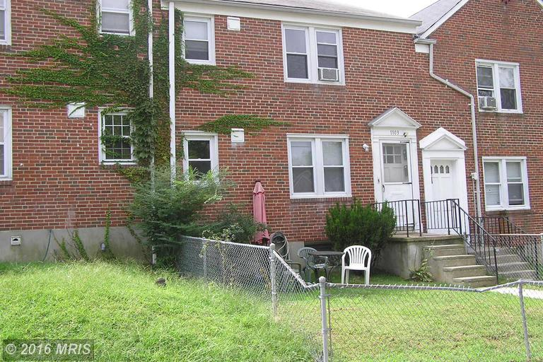 1103 Meridene Drive, Baltimore, MD 21239
