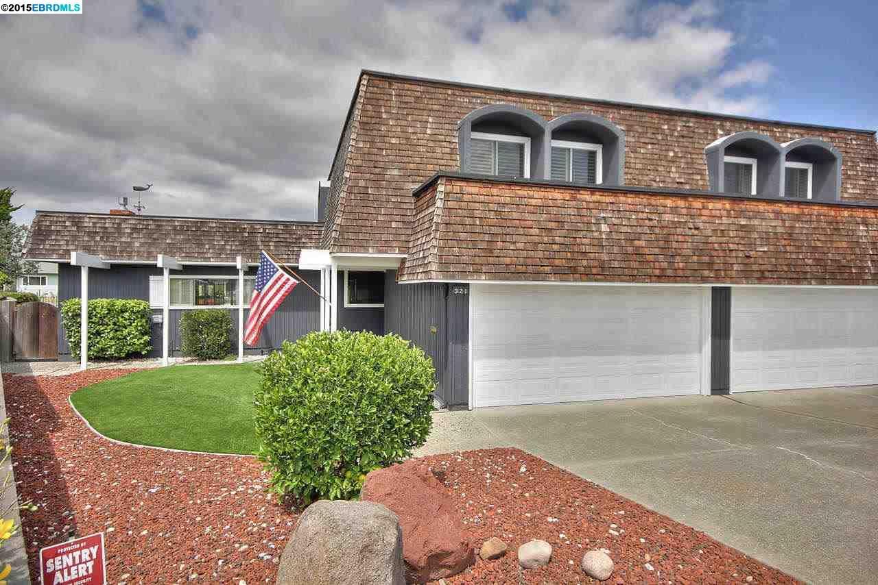 321 Laguna Vista, Alameda, CA 94501