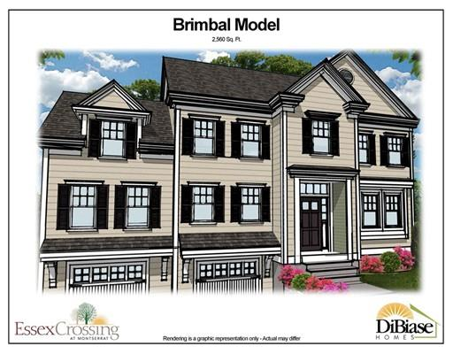 13 Lot 7 Pond View Lane, Beverly, MA 01915