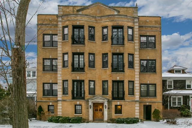 2526 Jackson Avenue, Evanston, IL 60201