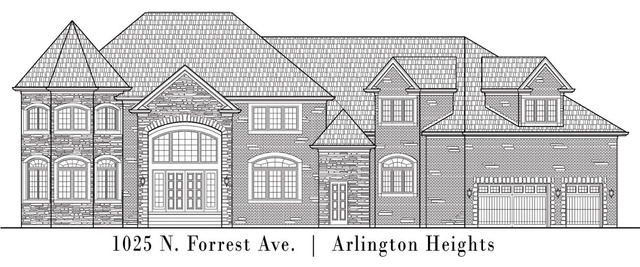 1025 North Forrest Avenue, Arlington Heights, IL 60004