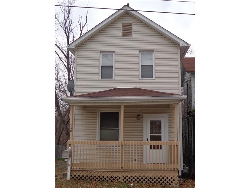 540 Harmony Avenue, Rochester, PA 15074