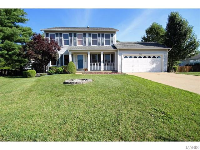 3813 Breeders Cup Drive, Florissant, MO 63034