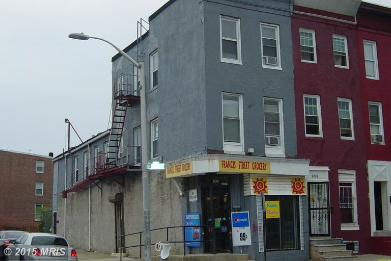 2500 Francis Street, Baltimore, MD 21217