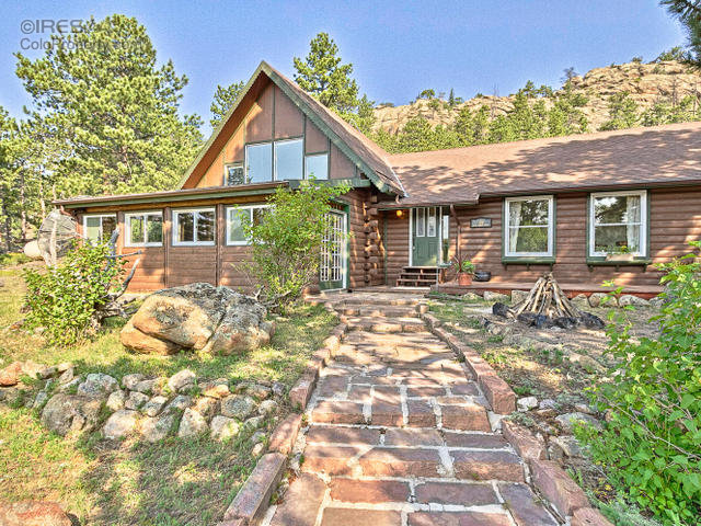 106 Elk Valley Rd, Red Feather Lakes, CO 80545