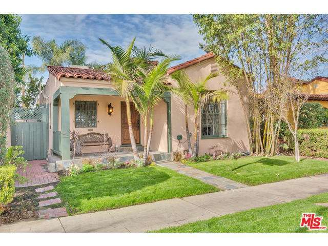 1611 S Crescent Heights, Los Angeles, CA 90035