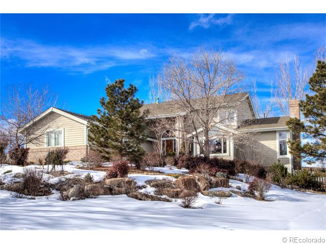 7607 Berkshire Lane, Castle Pines, CO 80108