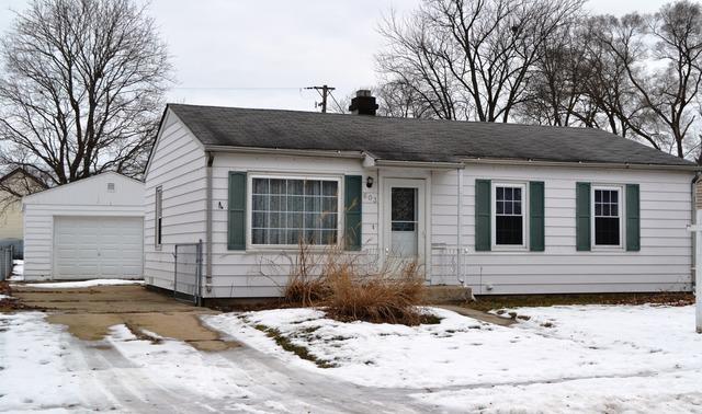 603 Spring Avenue, Dekalb, IL 60115