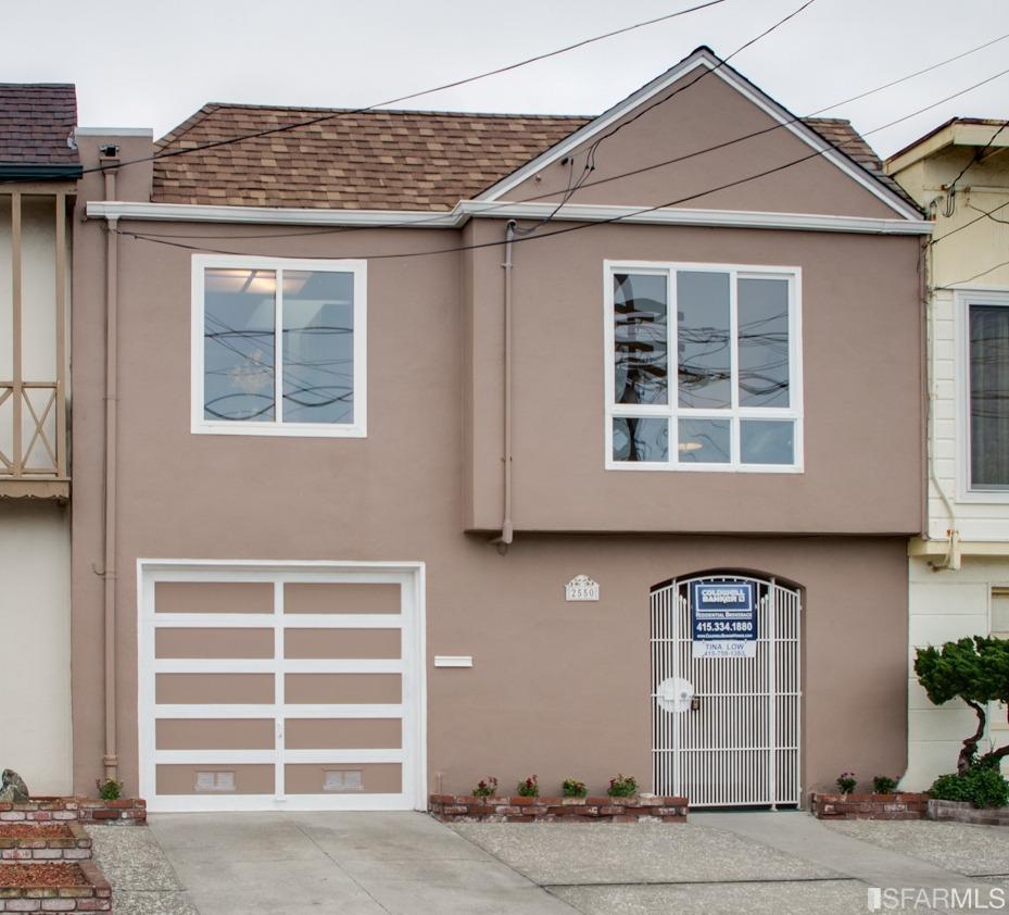 2550 47th Avenue, San Francisco, CA 94116