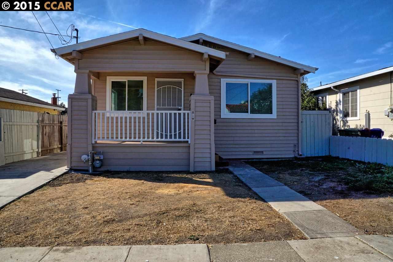 819 36th St, Richmond, CA 94805
