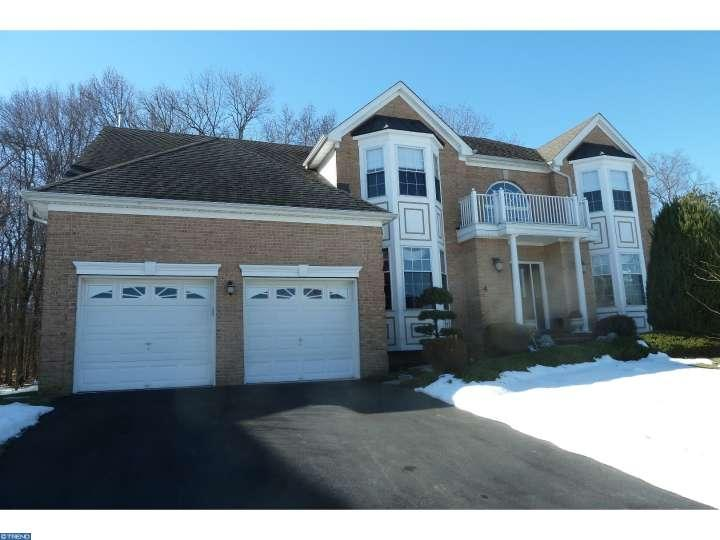 4 Picasso Court, East Windsor Twp, NJ 08520
