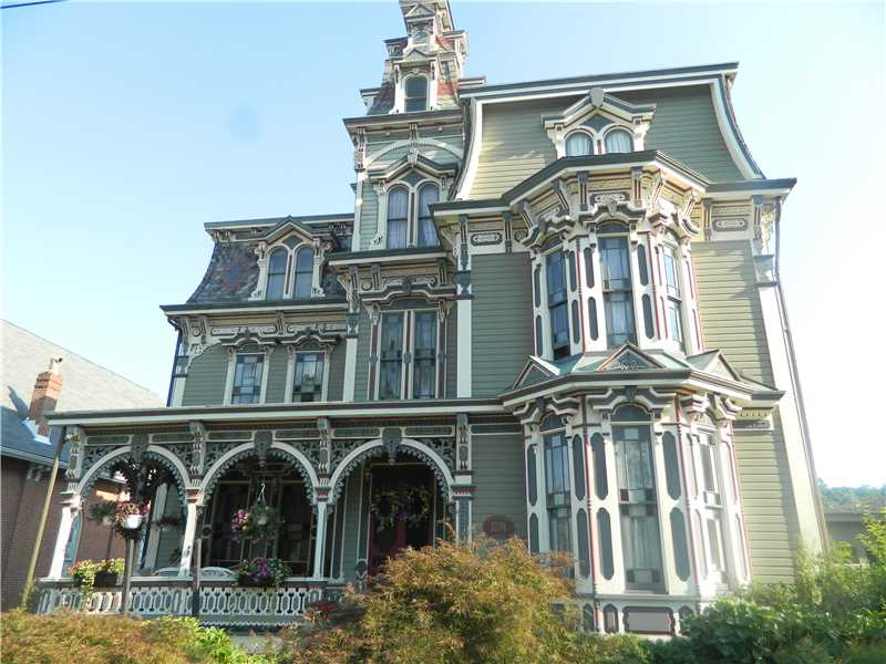 1274 Historic Rt  40, Claysville, PA 15323
