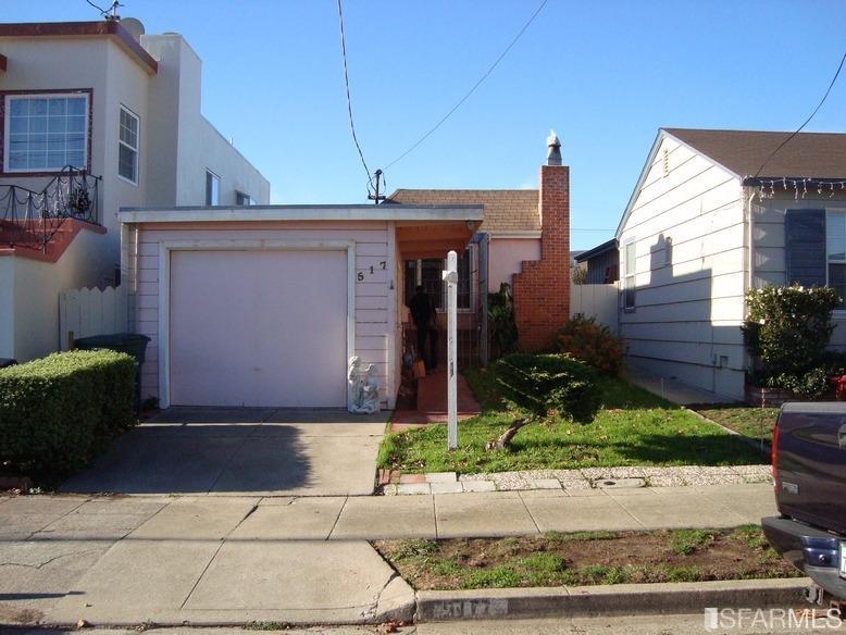 517 Acacia Avenue, San Bruno, CA 94066