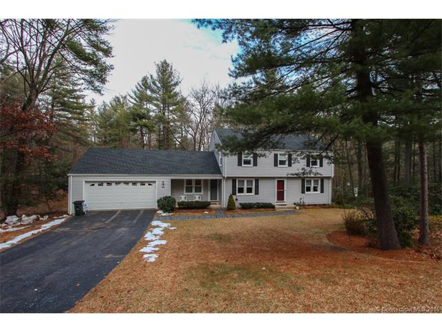 1  Saw Mill Rd, Simsbury, CT 06092