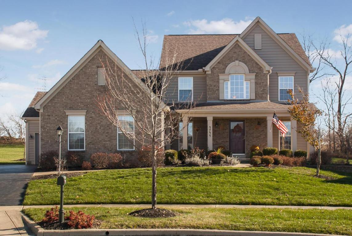 4744 Stone View Court, Powell, OH 43065