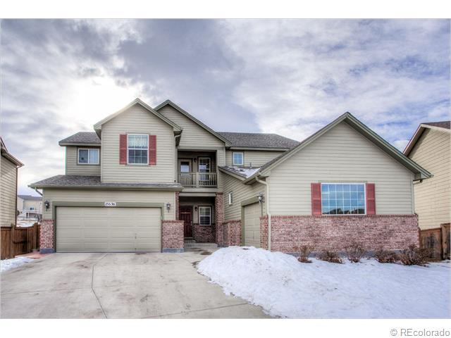 15636 East Copper Creek Lane, Parker, CO 80134
