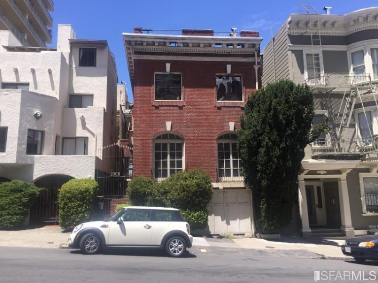 2008 Vallejo Street, San Francisco, CA 94123