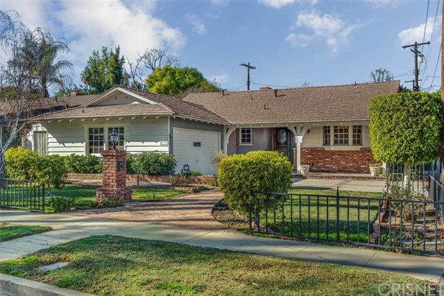 4731 Calhoun Avenue, Sherman Oaks, CA 91423