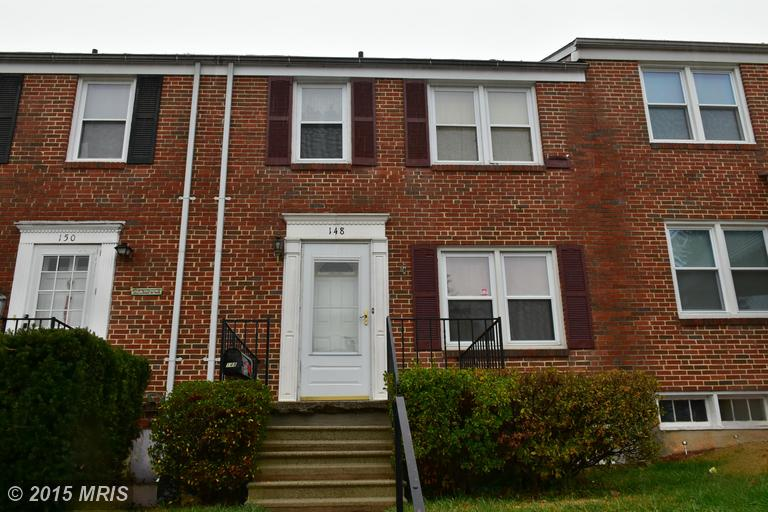 148 Cherrydell Road, Catonsville, MD 21228