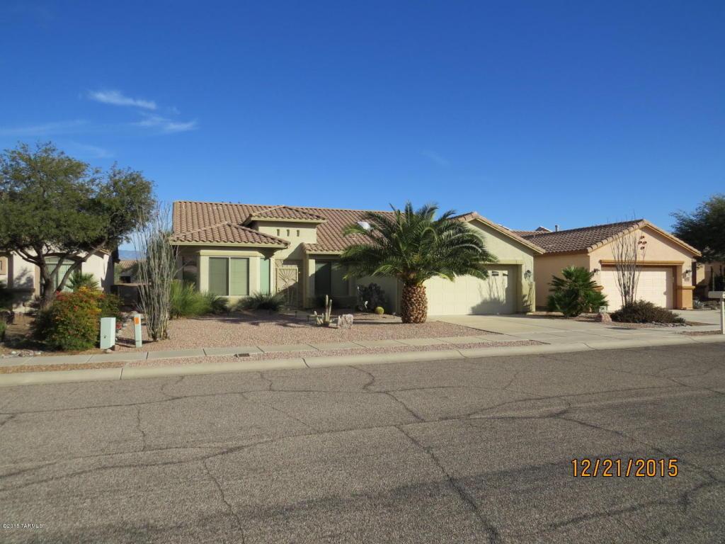 9358 N Sunflower Blossom Place, Tucson, AZ 85743