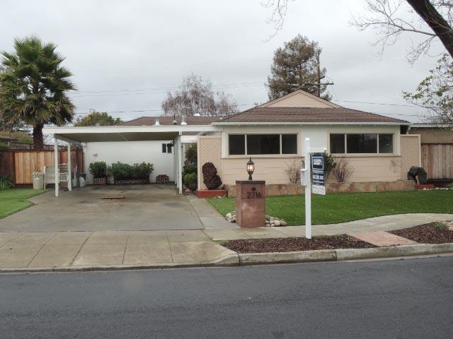 2716 Bristol Way, Redwood City, CA 94061