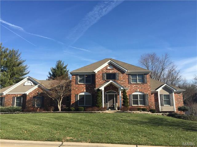 16 Woodmere Crossing Court, St Charles, MO 63303