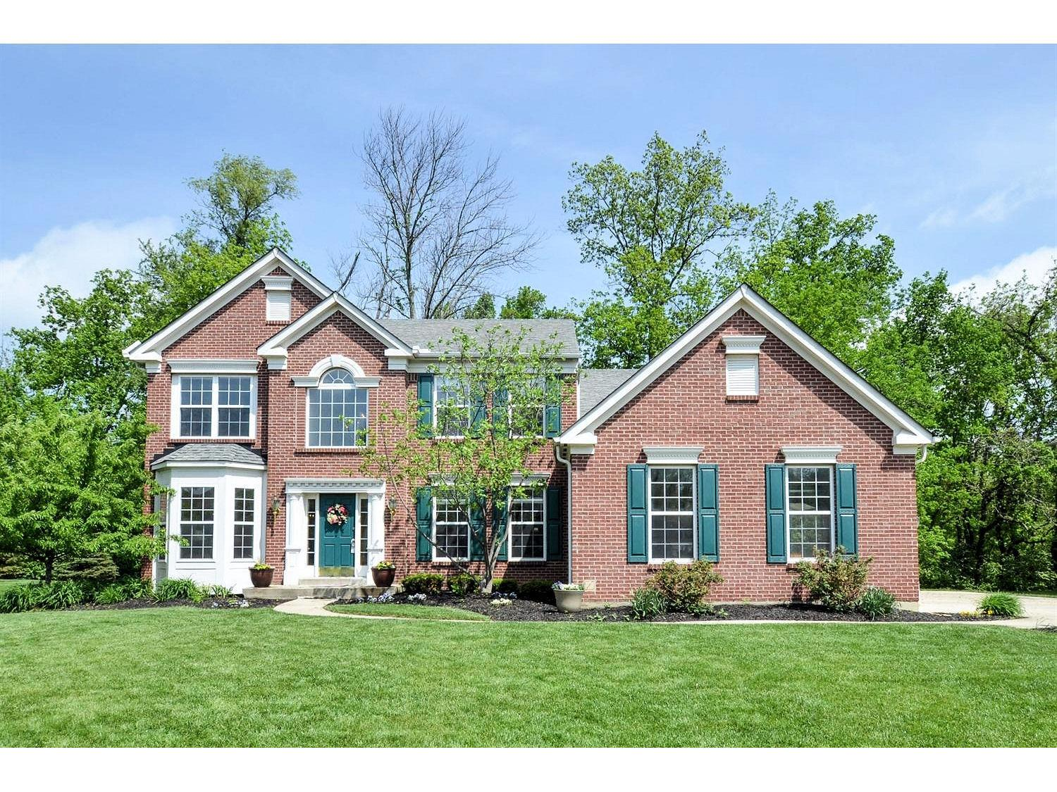 487 Forest Edge Drive, South Lebanon, OH 45065