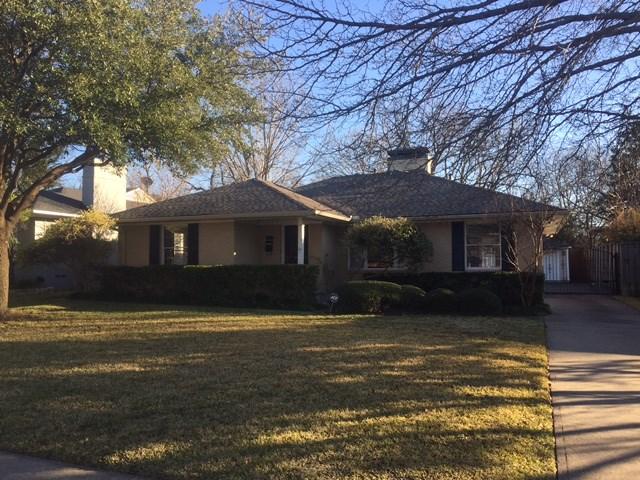 6232  Monticello Avenue, Dallas, TX 75214
