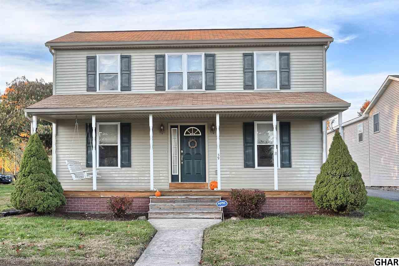 39 Mill Street, New Buffalo, PA 17069