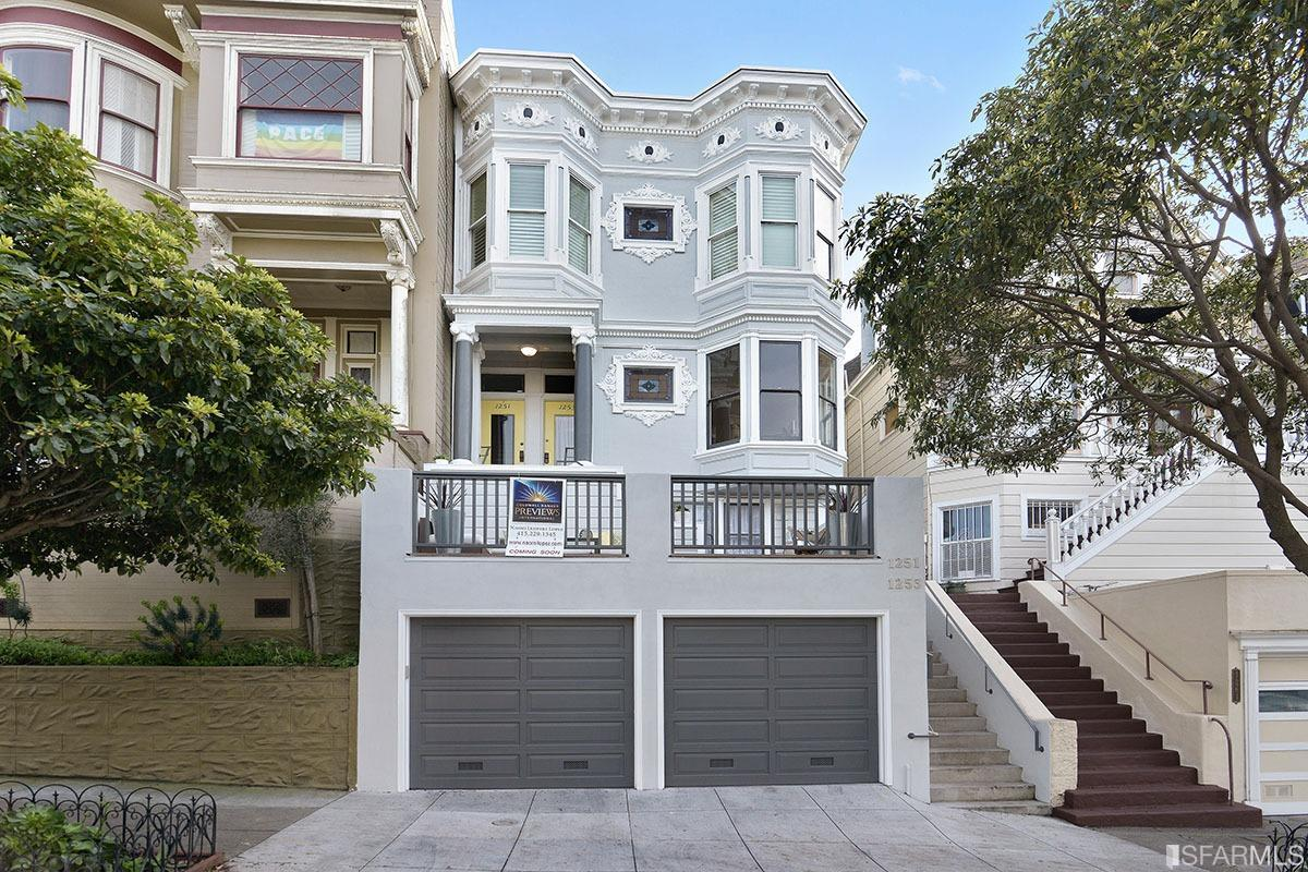 1251 Waller Street, San Francisco, CA 94117