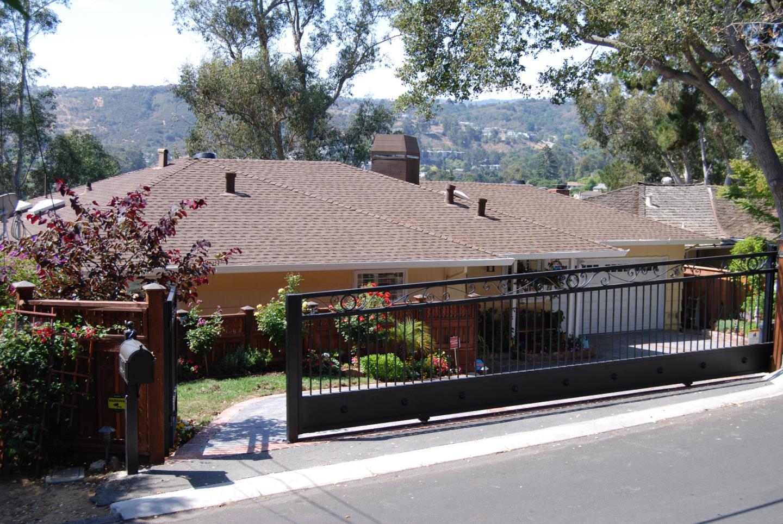 1717 Terrace Dr, Belmont, CA 94002