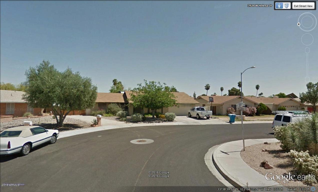 17413 N 39th Drive, Glendale, AZ 85308