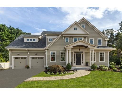16 Keeler Farm Way, Lexington, MA 02420