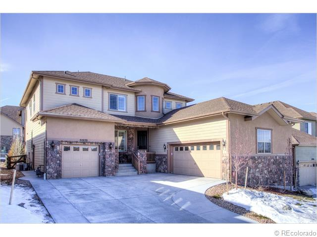 21920 East Idyllwilde Drive, Parker, CO 80138