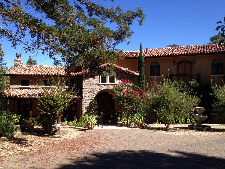 15374 Madrone Hill Rd, Saratoga, CA 95070