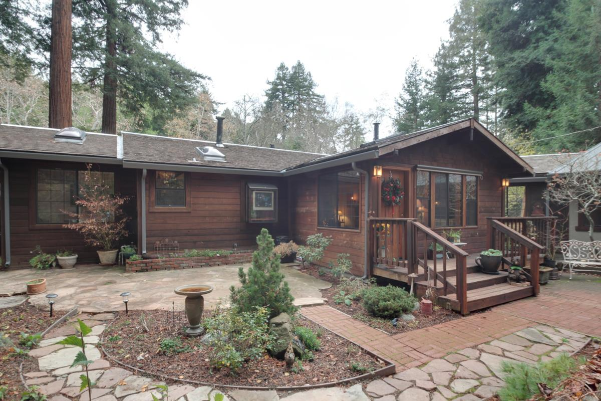 200 E Lomond St, Boulder Creek, CA 95006